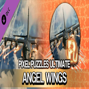 Pixel Puzzles Ultimate Angel Wings Puzzle Pack