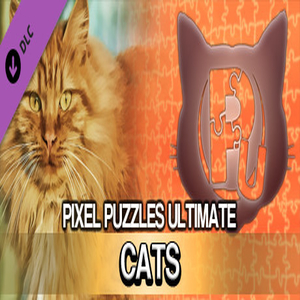 Pixel Puzzles Ultimate Cats Puzzle Pack