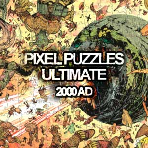 Buy Pixel Puzzles Ultimate Puzzle Pack 2000 AD CD Key Compare Prices