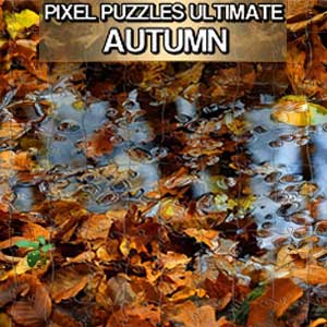 Pixel Puzzles Ultimate Puzzle Pack Autumn
