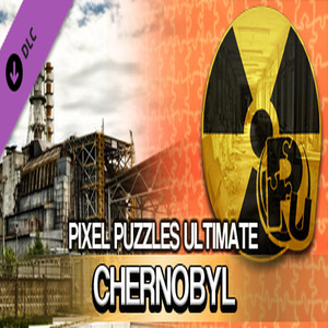 Pixel Puzzles Ultimate Puzzle Pack Chernobyl