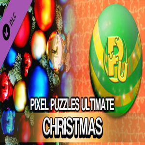Pixel Puzzles Ultimate Puzzle Pack Christmas