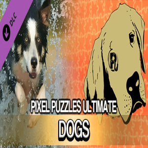 Pixel Puzzles Ultimate Puzzle Pack Dogs