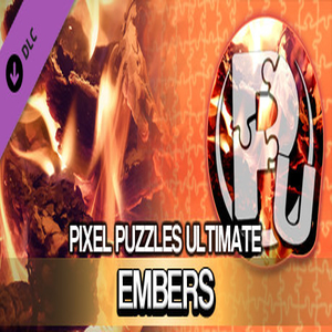 Pixel Puzzles Ultimate Puzzle Pack Embers