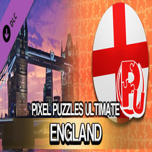 Pixel Puzzles Ultimate Puzzle Pack England