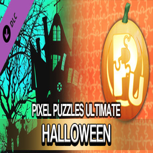 Pixel Puzzles Ultimate Puzzle Pack Halloween
