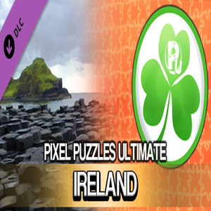 Pixel Puzzles Ultimate Puzzle Pack Ireland