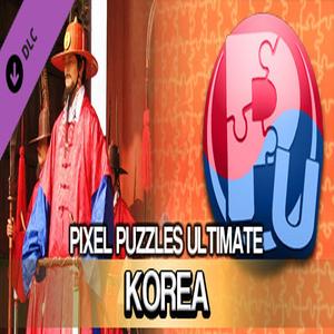Pixel Puzzles Ultimate Puzzle Pack Korea