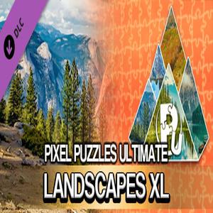 Pixel Puzzles Ultimate Puzzle Pack Landscapes XL