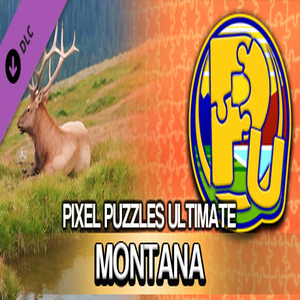 Pixel Puzzles Ultimate Puzzle Pack Montana