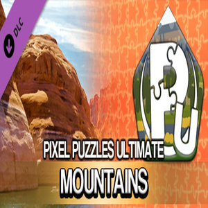 Pixel Puzzles Ultimate Puzzle Pack Mountains