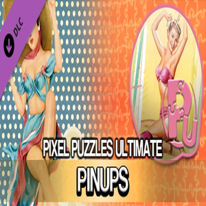 Pixel Puzzles Ultimate Puzzle Pack Pin-Ups