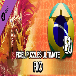 Pixel Puzzles Ultimate Puzzle Pack Rio
