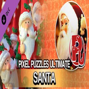 Pixel Puzzles Ultimate Puzzle Pack Santa