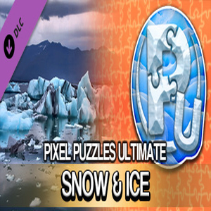 Pixel Puzzles Ultimate Puzzle Pack Snow & Ice