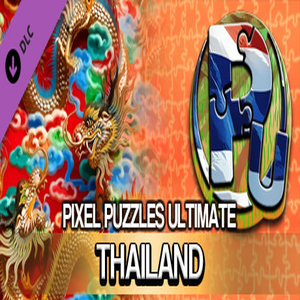 Pixel Puzzles Ultimate Puzzle Pack Thailand