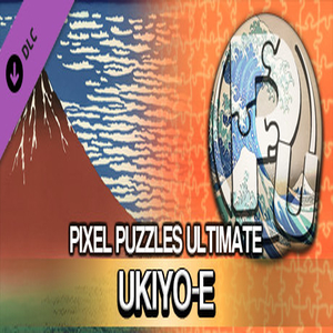Pixel Puzzles Ultimate Puzzle Pack Ukiyo E