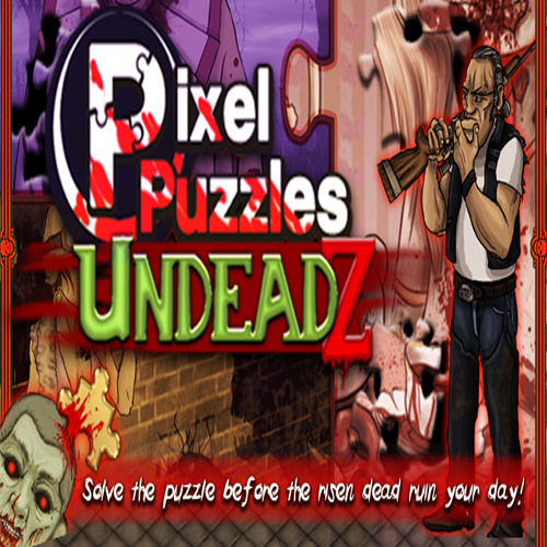 Buy Pixel Puzzles UndeadZ CD Key Compare Prices