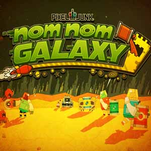 Buy PixelJunk Nom Nom Galaxy CD Key Compare Prices