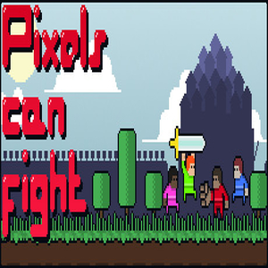 Pixels can fight