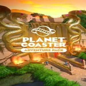 Planet Coaster Adventure Pack