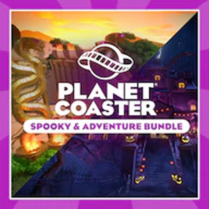 Planet Coaster Spooky & Adventure Bundle