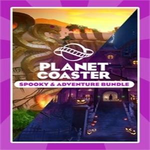 Planet Coaster Spooky & Adventure Bundle