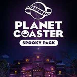Planet Coaster Spooky Pack