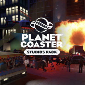 Planet Coaster Studios Pack