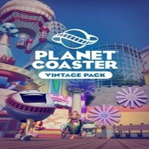 Planet Coaster Vintage Pack