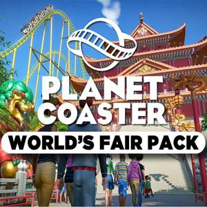 Buy Planet Coaster World's Fair Pack CD Key Compare Prices