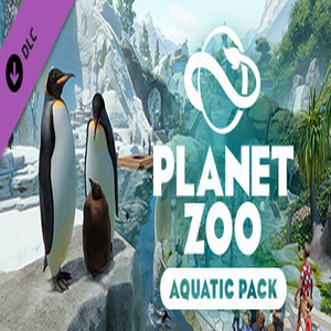 Planet Zoo Aquatic Pack