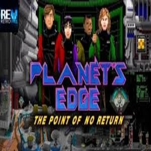 Planets Edge The Point of no Return