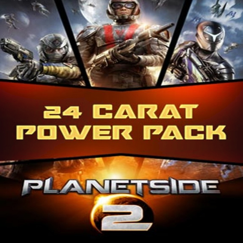 Planetside 2 - 24 Carat Power Pack