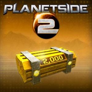 Buy PlanetSide 2 Battle Cash PS4 Compare Prices