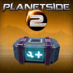 PlanetSide 2 Vanu Sovereignty Support Starter