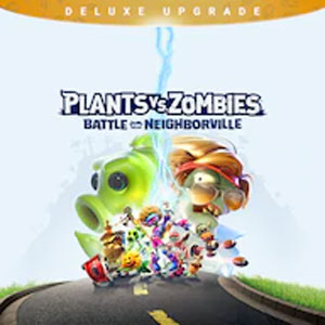 Plants vs Zombies Battle for Neighborville Deluxe Upgrade