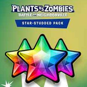 Plants vs Zombies Battle For Neighborville Star-Studded Pack