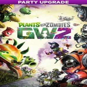 Plants vs. Zombies Garden Warfare 2 Party Upgrade