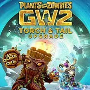 Plants vs Zombies Garden Warfare 2 Torch and Tail Upgrade