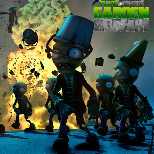 Buy Plants vs Zombies Garden Warfare PS3 Game Code Compare Prices