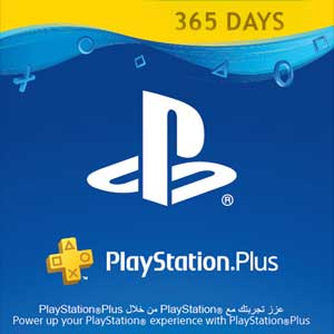 Playstation Plus 365 Days CARD PSN