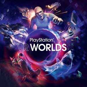 Buy Playstation VR Worlds PS4 Game Code Compare Prices