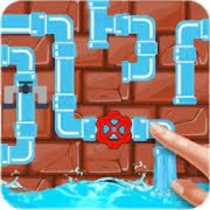 Plumber Water Pipe Puzzle