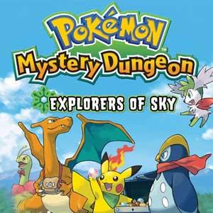 Buy Pokémon Mystery Dungeon Explorers of Sky Nintendo Wii U Compare Prices