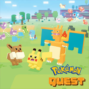 Pokémon Quest Broadburst Stone