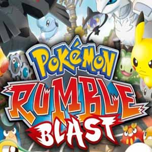 Buy Pokemon Rumble Blast Nintendo 3DS Download Code Compare Prices
