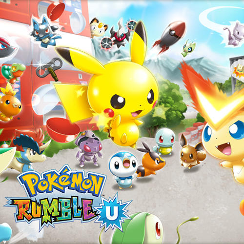 Buy Pokemon Rumble U Nintendo Wii U Download Code Compare Prices