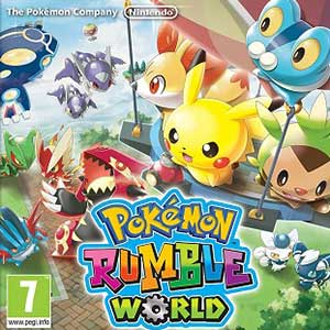 Buy Pokemon Rumble World Nintendo 3DS Download Code Compare Prices