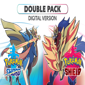 Pokemon Sword and Pokemon Shield Double Pack Digital Version